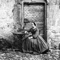 Madame Cambe, Cornusson, 1884
