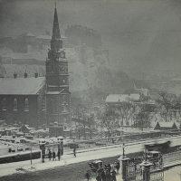 St Cuthbert's Church, Lothian Road