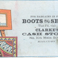Clark's Cash Store