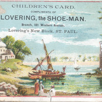 Lovering the Shoe-Man