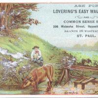 Lovering's Easy Waukenphast