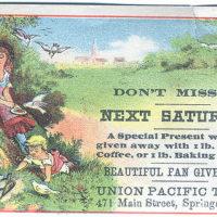 Union Pacific Tea Co.