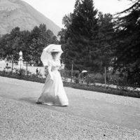 Mme Berger..., [Luchon], 25 juillet 1899