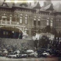 Nicholas II Hunt In Belovezh
