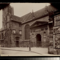 St.-Nicolas-des-Champs - rue St.-Martin