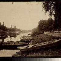 Les Bords du Marne au Perreux (Seine)