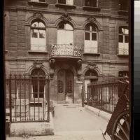 Restes de l'hotel St. Chaumont 226 Rue St. Denis (2e)