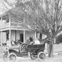 First car in Brooksville, Florida
