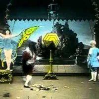 The Spider and the Butterfly (Le papillon fantastique), Georges Méliès (1909)