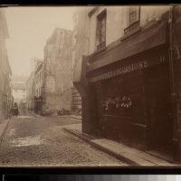 Un Coin Rue St. Medard au No. 11 (5e)
