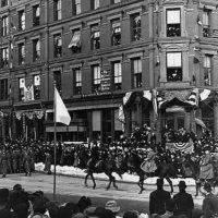 William Howard Taft's Inaugural Parade