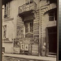 Balcon 16 Rue Beaujolais (1e arr)