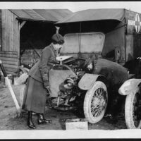 Lady Commandant of the First Aid Nursing Yeomanry