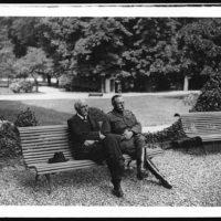 Mr. Balfour et le Gal. Douglas Haig