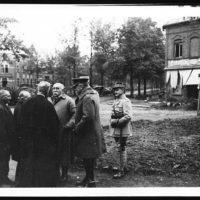 Mr. Clemenceau et le Mal. Douglas Haig