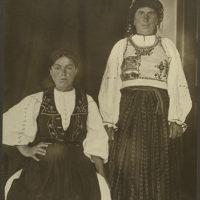 Romanian women.