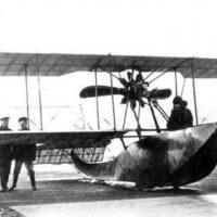 Flying boat LM-2 (Lebedev)