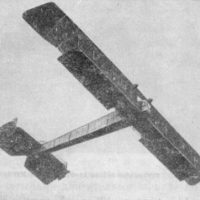 In flight: Heavy bomber Ilya Muromets series G-3