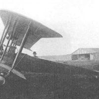 K-1-1 reconnaissance airplane