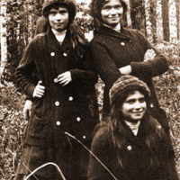 OTMA - Grand Duchesses Olga, Tatiana, Maria and Anastasia of Russia
