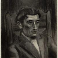 Portrait of Jules Romains
