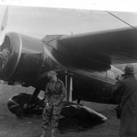 Amelia Earhart at Derry