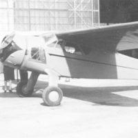 Cessna : C-34 1935