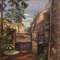 Le jardin de l'artiste, Grosrouvres