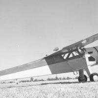 Cessna : C-34 aircraft