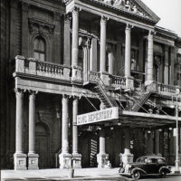 Civic Repertory Theatre, 14th Street West of Sixth Avenue, M...