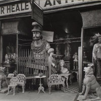 Sumner Healey Antique Shop, Third Avenue near 57th Street, M...