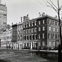 Sutton Place: Ann Morgan's Town House on Corner, northeast c...