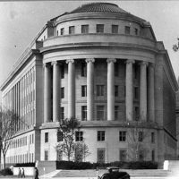 Exterior of the Federal Trade Commission building