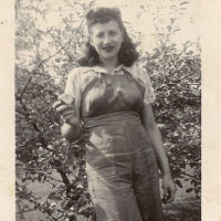 Gloria in Victory Garden Sept 1, 1942