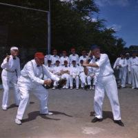 Members of the Three-Quarter Century Softball Club: St. Petersburg, Florida