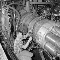 J-47 Engine