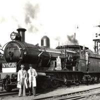 Royal Visit 1954 - Dubbo