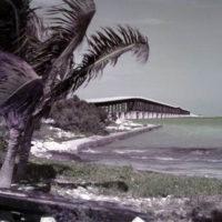 Bahia Honda Bridge on the Overseas Highway in the Florida Keys
