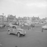 North Wales Motor Clubs rally at Rhyl