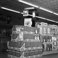 Listerine store display