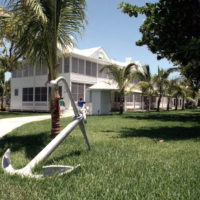 The Little White House: Key West, Florida
