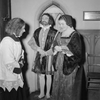 """An adaptation of J A Appleton's """"Pageant of Light Bearers"""" performed in Cemmaes Church"""