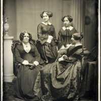 Four Unidentified Women