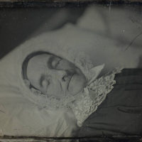 Postmortem, unidentified woman