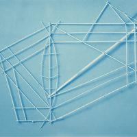 Chinese Kite Frame