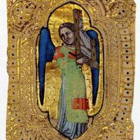 Angel with Portative Organ