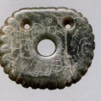 Ornament with Maya Glyph