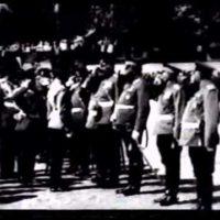 Newsreel: The arrival of Emperor Nicholas II in Riga [1910]