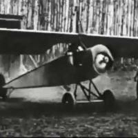 Russian air reconnaissance. Shooting Turkish territory   1916