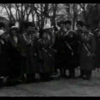 The Romanov Family visit Mogilev, October 4th 1916